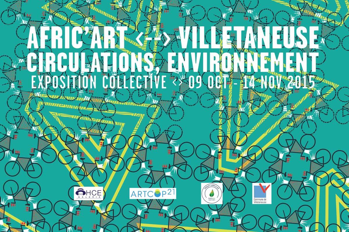Exposition - Afric'Art Villetaneuse